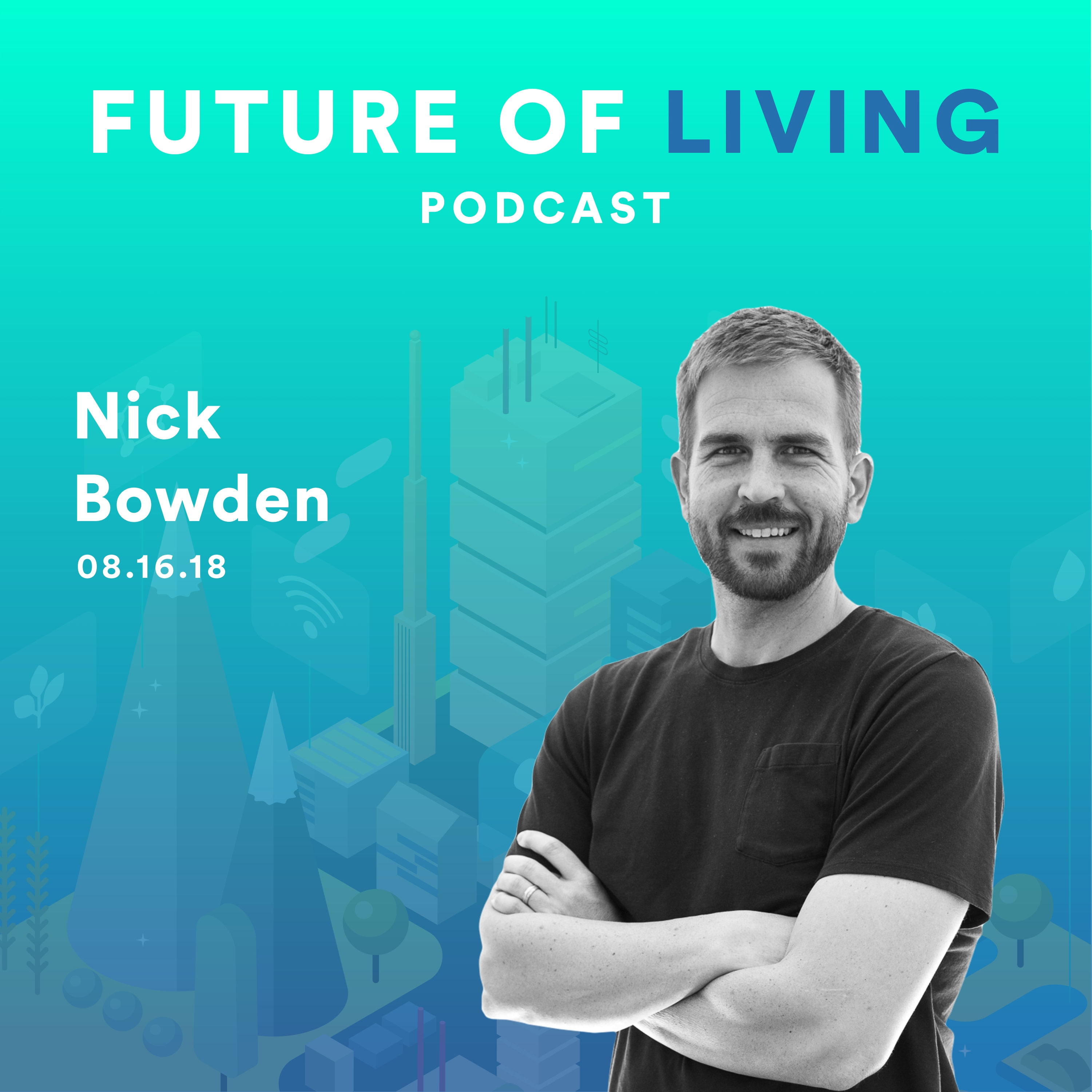Nick Bowden episode cover