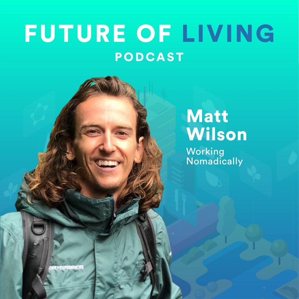 Matt Wilson episode cover