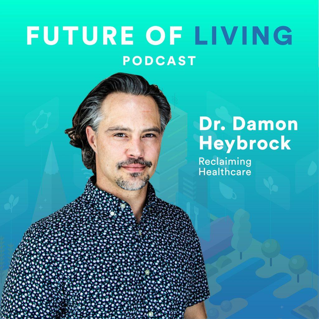 Dr. Daymon Heybrock episode cover