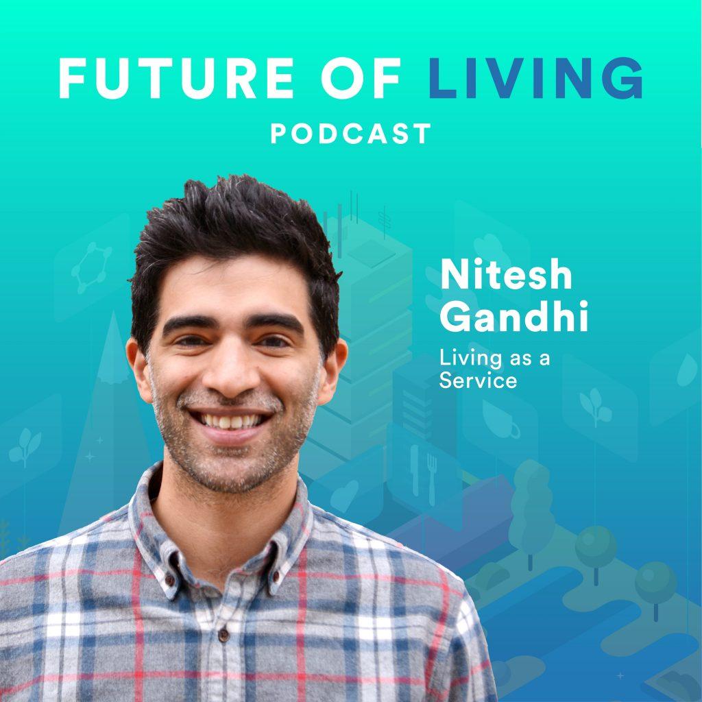 Nitesh Gandhi episode cover