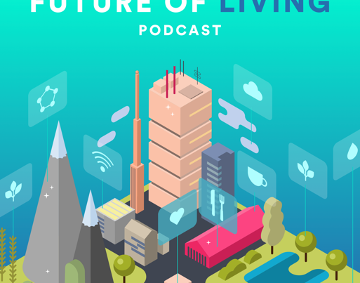 Future of Living podcast cover