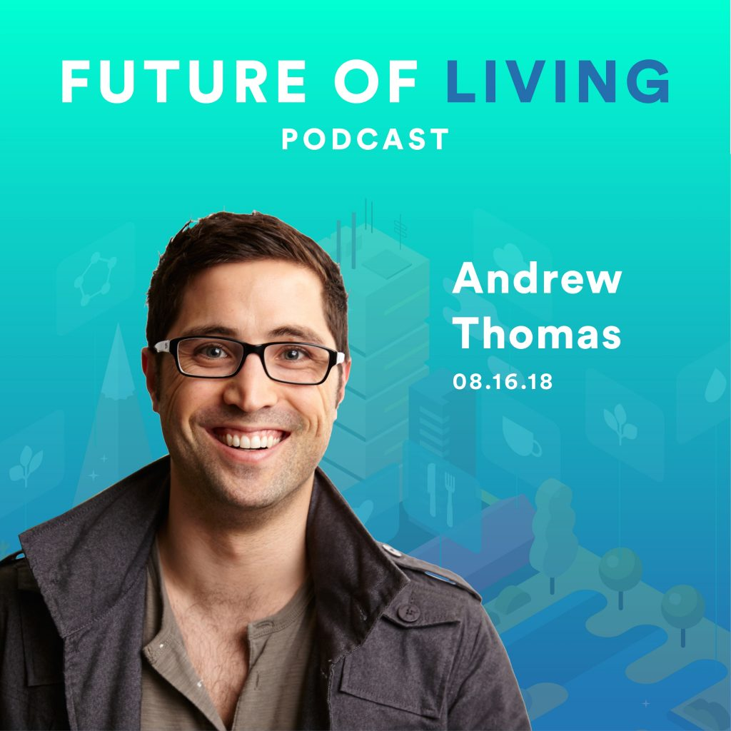 Andrew Thomas episode cover