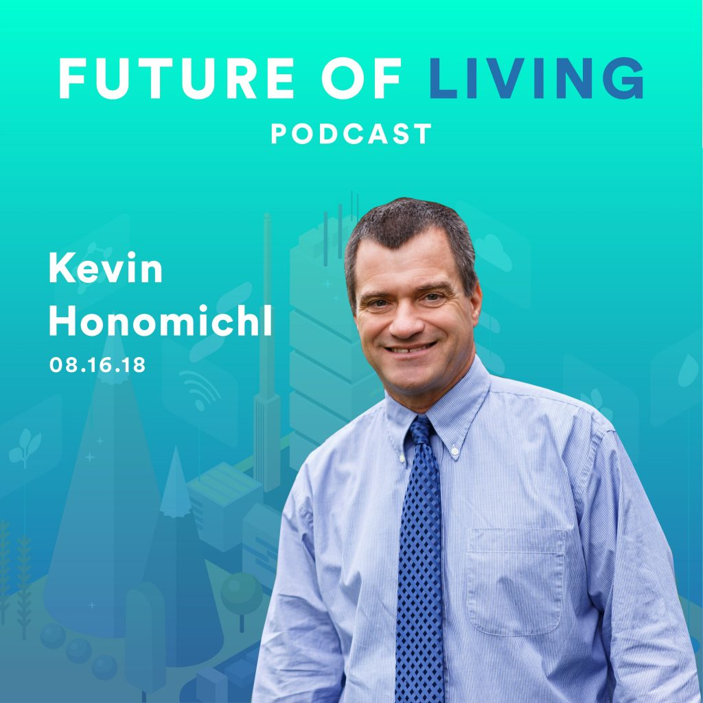 Kevin Honomichl episode cover