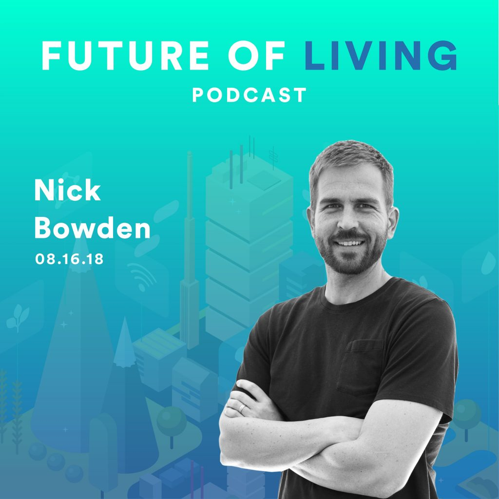 Future of Living with Nick Bowden Sidewalk Labs