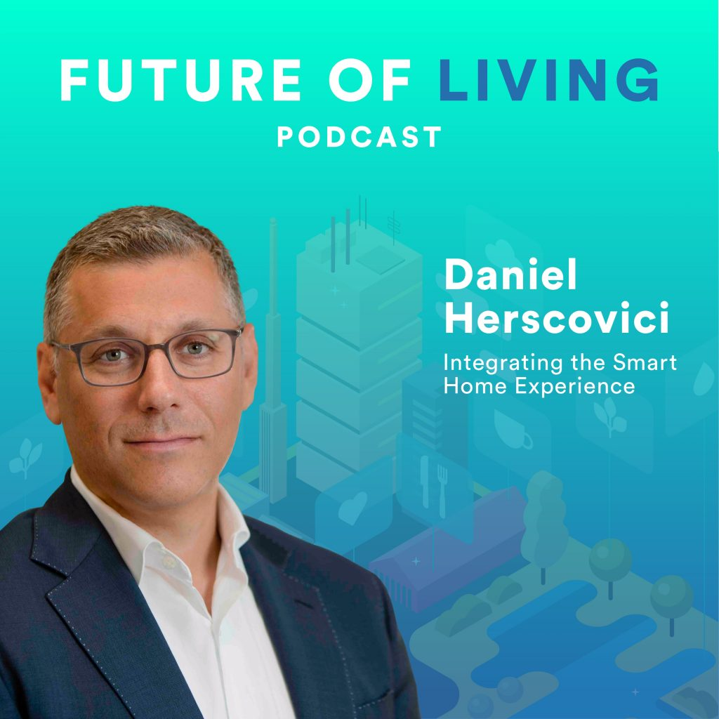 Daniel Herscovici on The Future of Living Podcast with Blake Miller