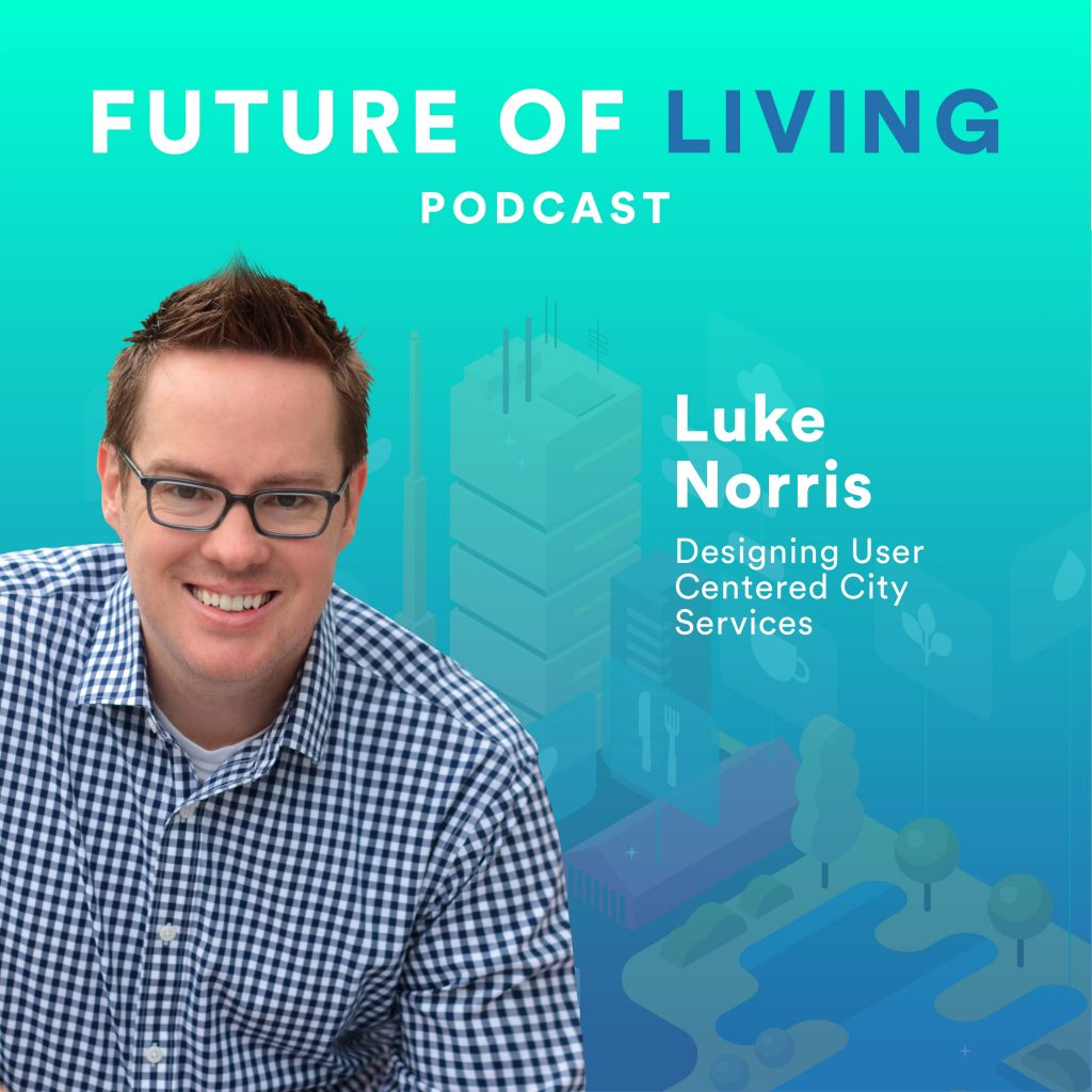 Luke Norris on The Future of Living Podcast with Blake Miller