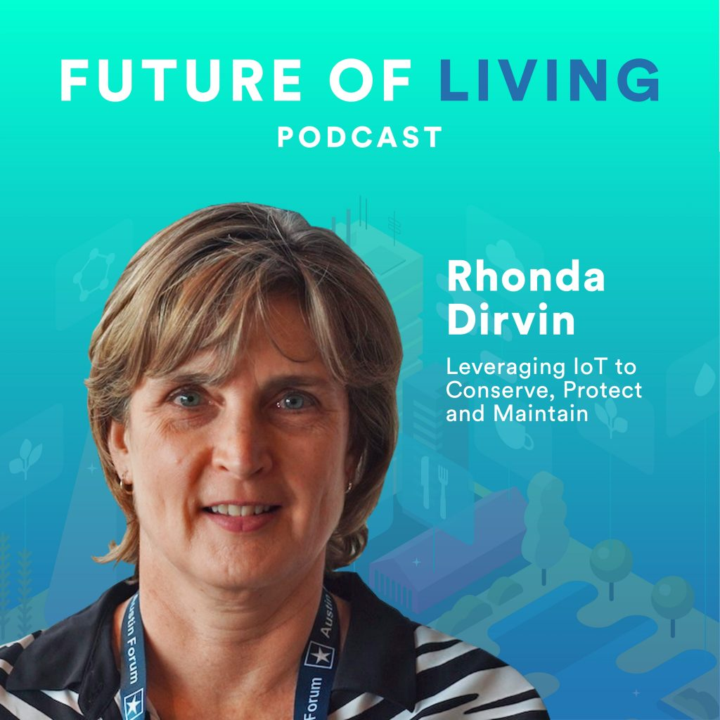 Rhonda Dirvin on The Future of Living Podcast