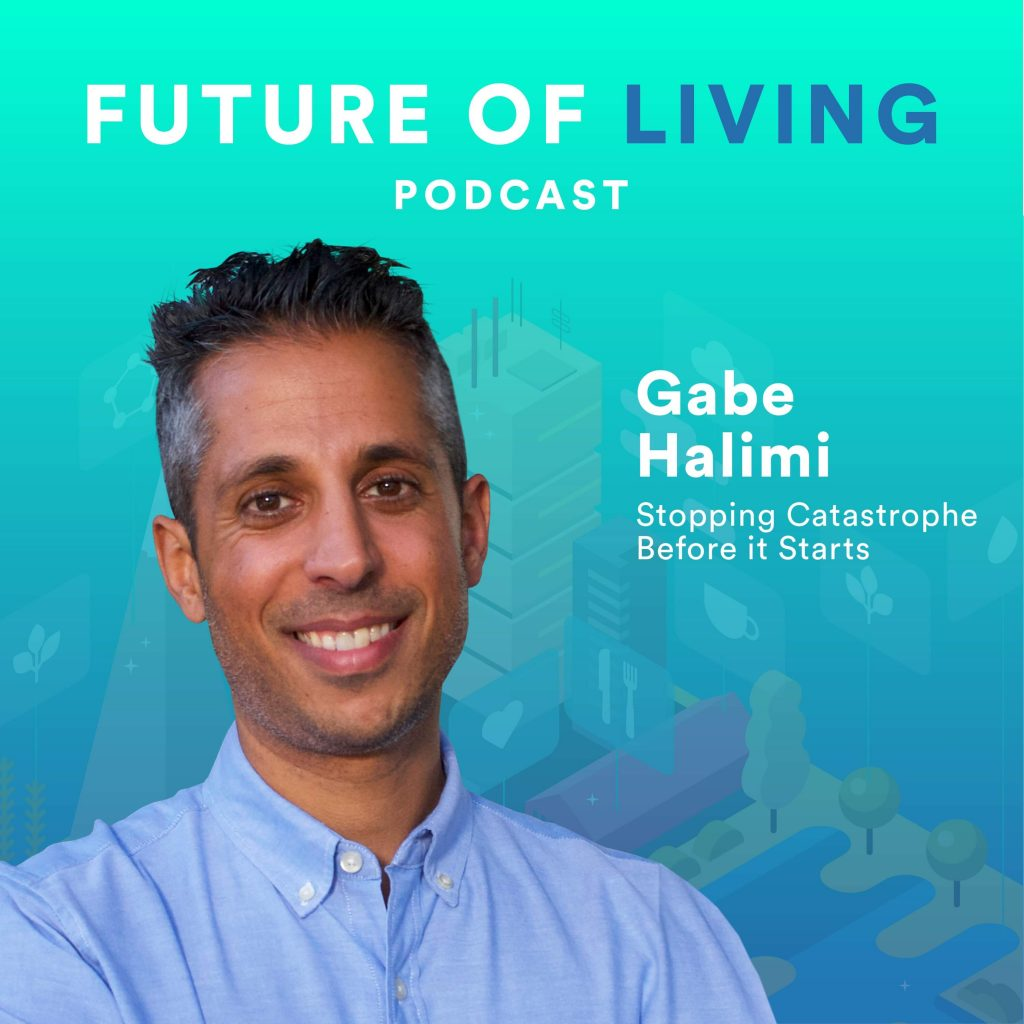 Gabe Halimi on The Future of Living Podcast Flo Technologies