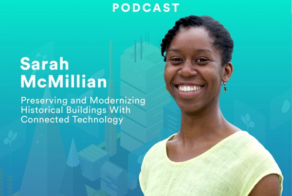 Temboo's Sarah McMillina on the Future of Living Podcast with Blake Miller