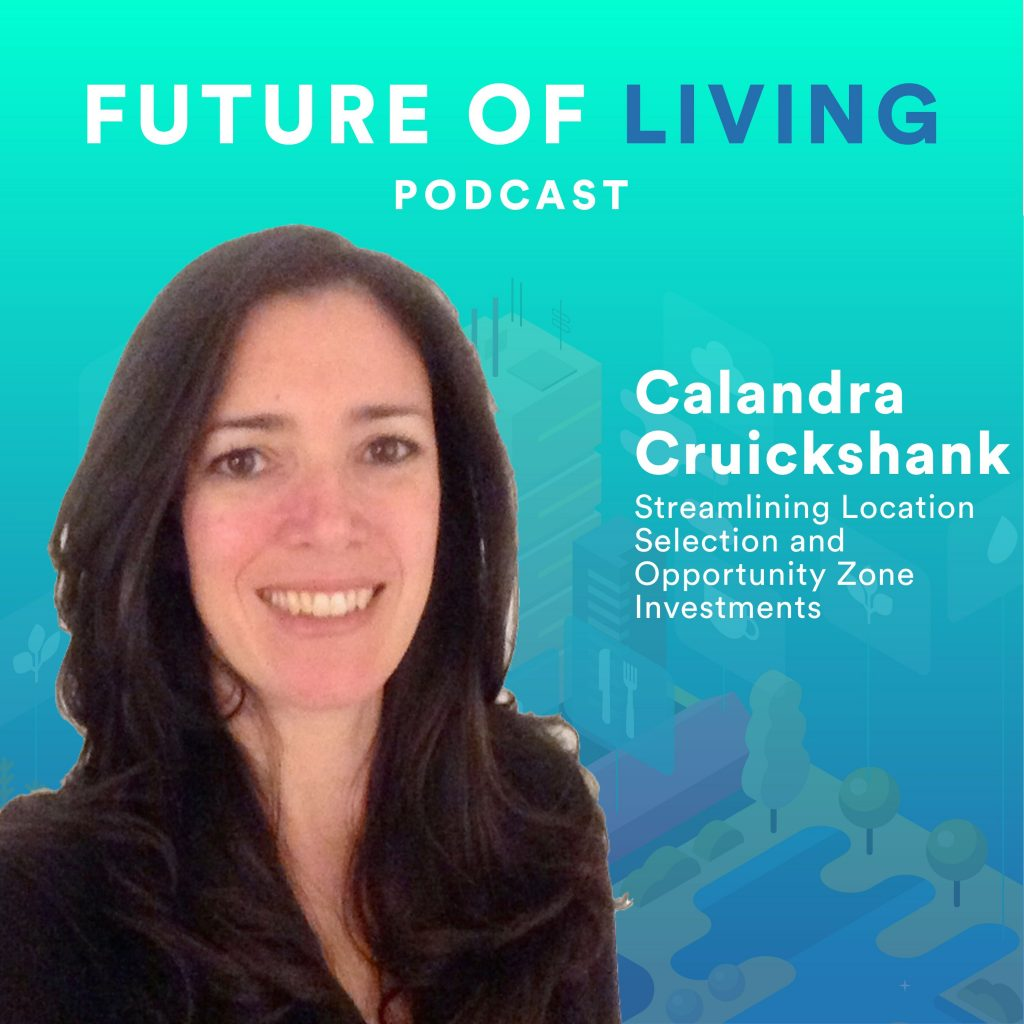 Calandra Cruickshank Statebook on the Future of Living Podcast