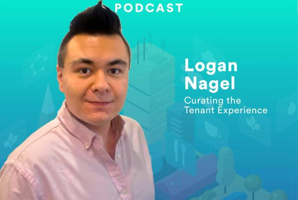 Logan Nagel Future of Living Podcast Curating the Tenant Experience