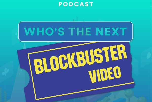 Who's The Next Blockbuster episode cover